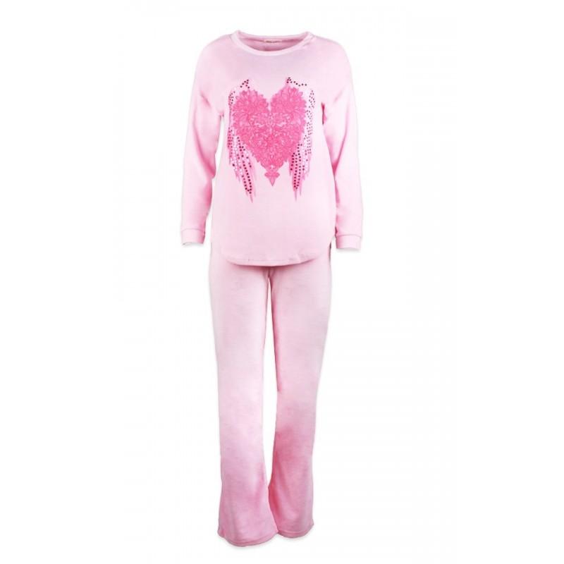 Minerva Velvet Dreams Pink 90-51272