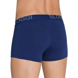 Sloggi Boxer Men Avenue Hipster Dark Blue 2 Pc 122108320