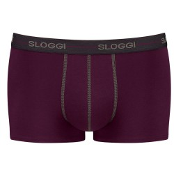 Sloggi Men Start Hipster Haki/Bordaux 3 Pc 122137142