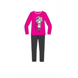 Pijamas Girl Kid Chic Lace...