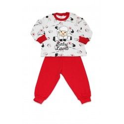 Pijamas Baby Lamb