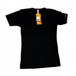 Isothermal Man T-Shirt Black