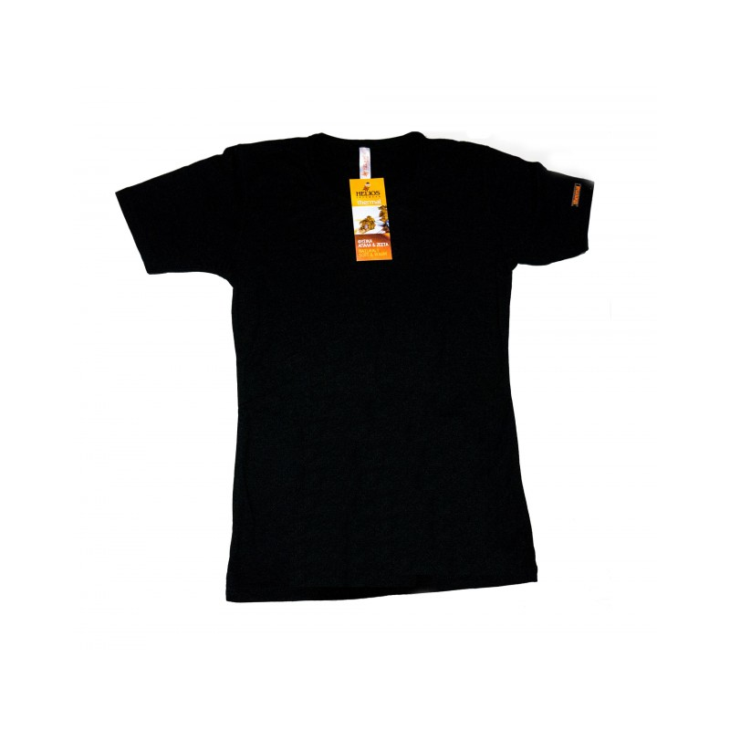 Helios Isothermal Man T-Shirt Black 80818