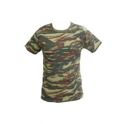 Men T-Shirt Greek Army