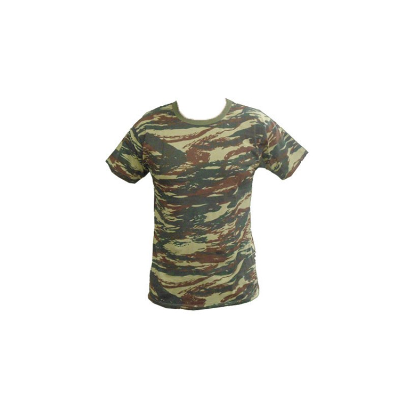Army Men T-Shirt Greek Army 10001