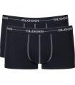 Boxer Men Start Hipster C2P  Black