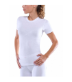 Isothermal Women T-shirt White