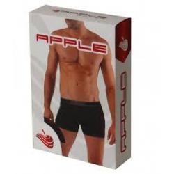 Apple Men Boxer Black-Grey 0110931