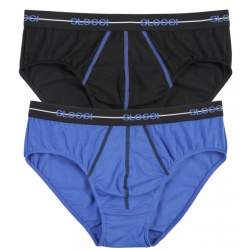Sloggi Slip Men Start Midi C2P Blue-Black 122064269