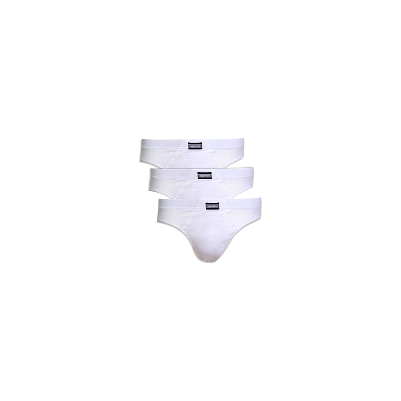 Minerva Slip Sporties 3 ΤΜΧ Λευκό 90-23027