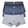 Boxer Men Urban Hipster Grey 3 Pc