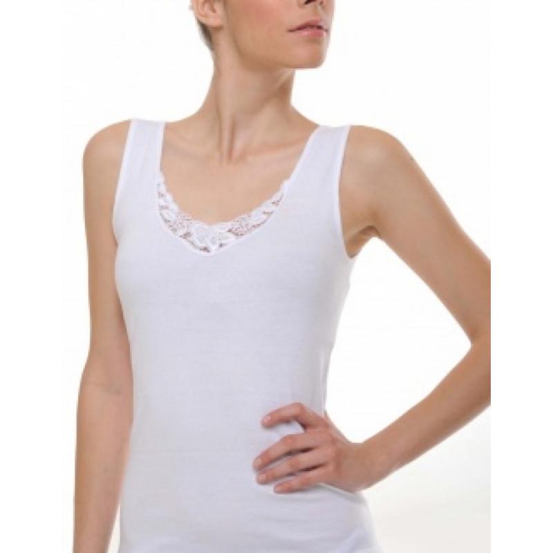 Helios Women No-Sleeve Shirt Motif 80185-00 6dcc113524f