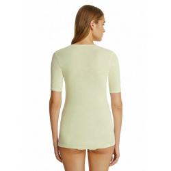 Palco Women T-Shirt Wool Lace Motif (1500) 4/504