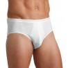 Slip Men Basic Midi White