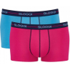Boxer Men Start Hipster c2p Pink-Light Blue