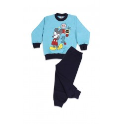 Minerva Βρεφική Πιτζάμα Disney Baby Mickey 60991